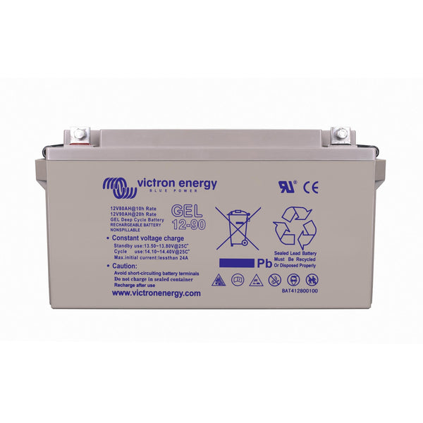 12V/90Ah Gel Deep Cycle Batt.