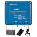 Qcell 330 watt panel, Leoch 120 Ah Leisure battery & Smart MPPT, Cable, Mounting & Gland kit 4