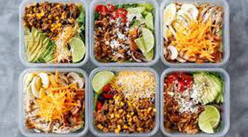 The Go Nutz guide to meal prepping