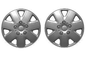 Caravan Wheel Trims
