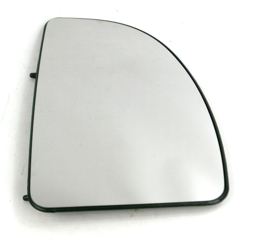 Peugeot Boxer Mk.1 1998-2002 Heated Convex Upper Mirror Glass Drivers Side O/S
