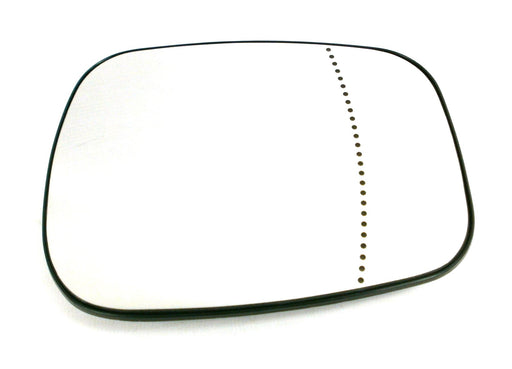 Nissan Kubistar 2003-2009 Heated Aspherical Mirror Glass Drivers Side O/S