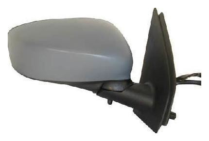 Fiat Stilo 2002-2007 Electric Wing Mirror Primed Temp Sensor Drivers Side O/S