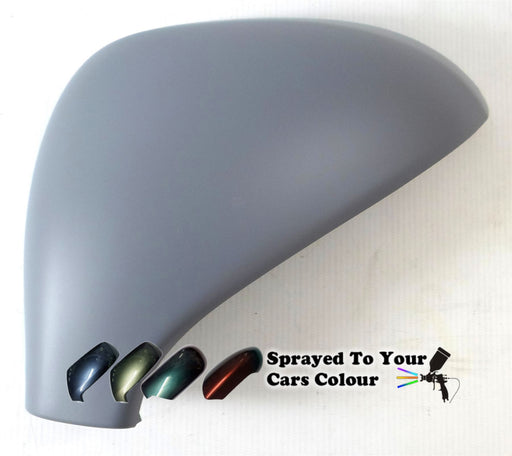 Peugeot 308 Mk.1 (Incl. 308CC) 2007-4/2014 Wing Mirror Cover Passenger Side N/S Painted Sprayed