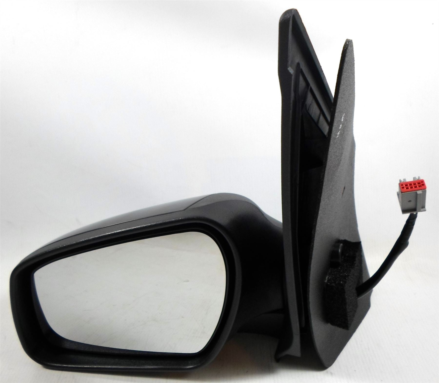 Ford Fiesta ST Mk.6 10/2005-2008 Electric Wing Mirror Black Passenger Side N/S