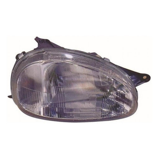 Vauxhall Combo Mk1 Van 1993-9/2001 Headlight Headlamp Drivers Side O/S