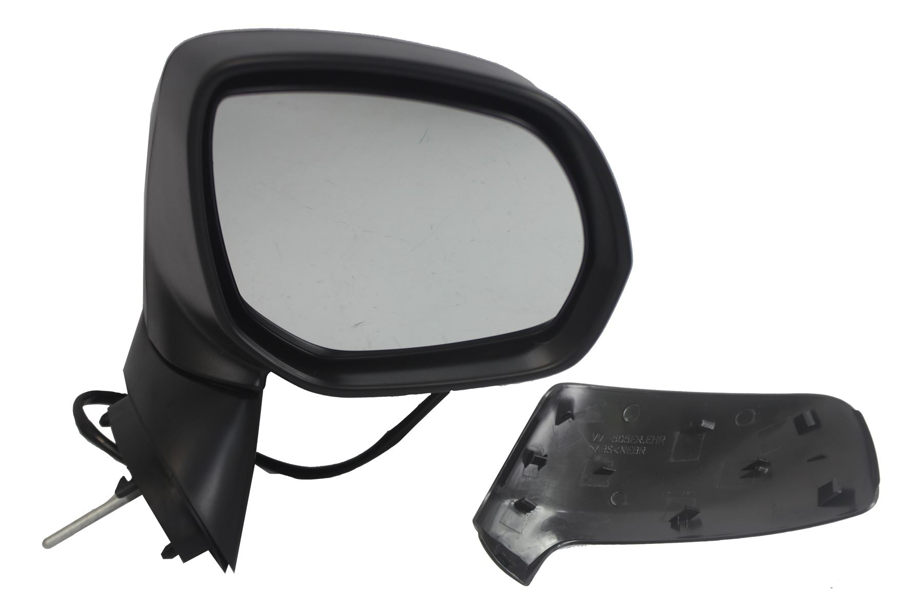 Citroen C3 Picasso 2009+ Electric Wing Mirror Black Temp Sensor Drivers Side