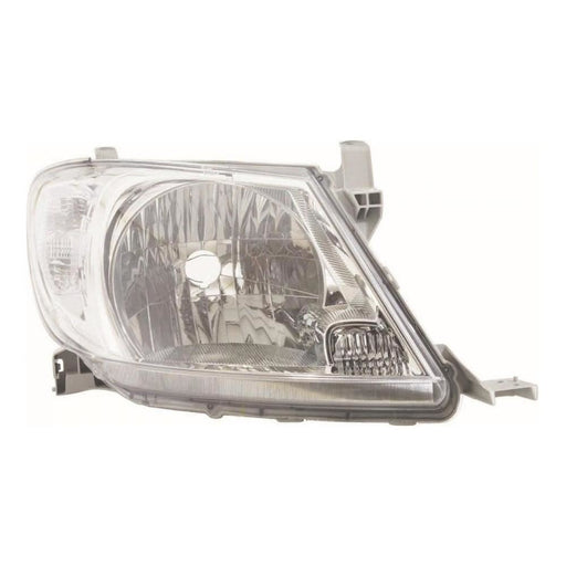 Toyota Hi-Lux Mk5 Pickup 12/2009-2011 Headlight Headlamp Drivers Side O/S