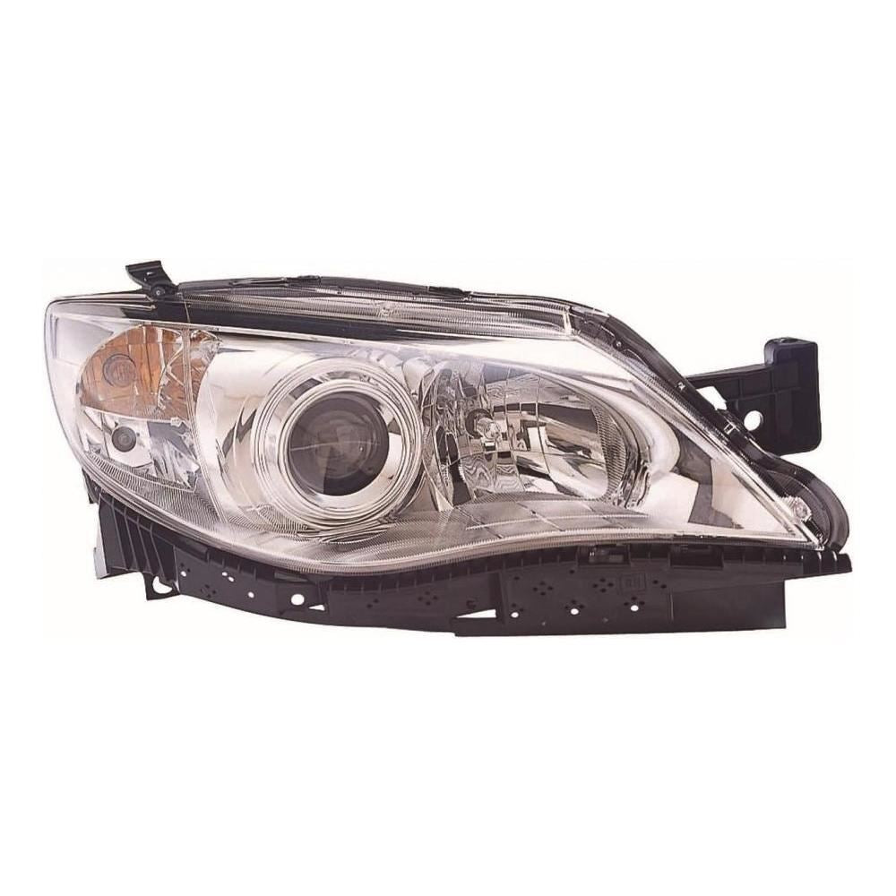 Subaru Impreza Mk3 Hatchback 9/2007-3/2011 Headlight Headlamp Drivers Side O/S