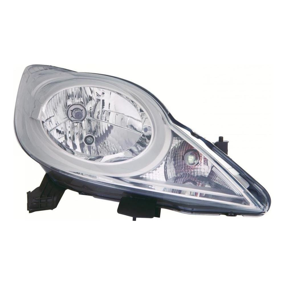 Peugeot 107 Hatchback 3/2012-2014 Headlight Headlamp Drivers Side O/S