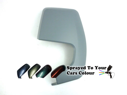 Ford Transit Custom (Incl. Tourneo Custom) 2012+ Wing Mirror Cover Passenger Side N/S Painted Sprayed