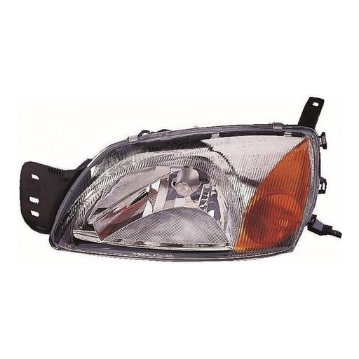 Ford Fiesta Mk5 Hatch 1999-2002 Inc Van Headlight Headlamp Passenger Side N/S