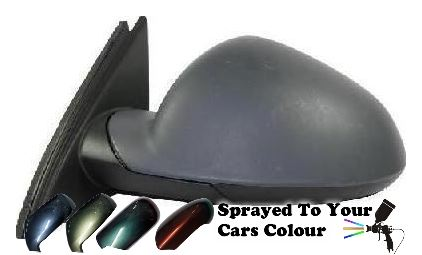 Vauxhall Insignia Mk1 2008+ Wing Mirror Power Folding Passenger Side N/S Painted Sprayed