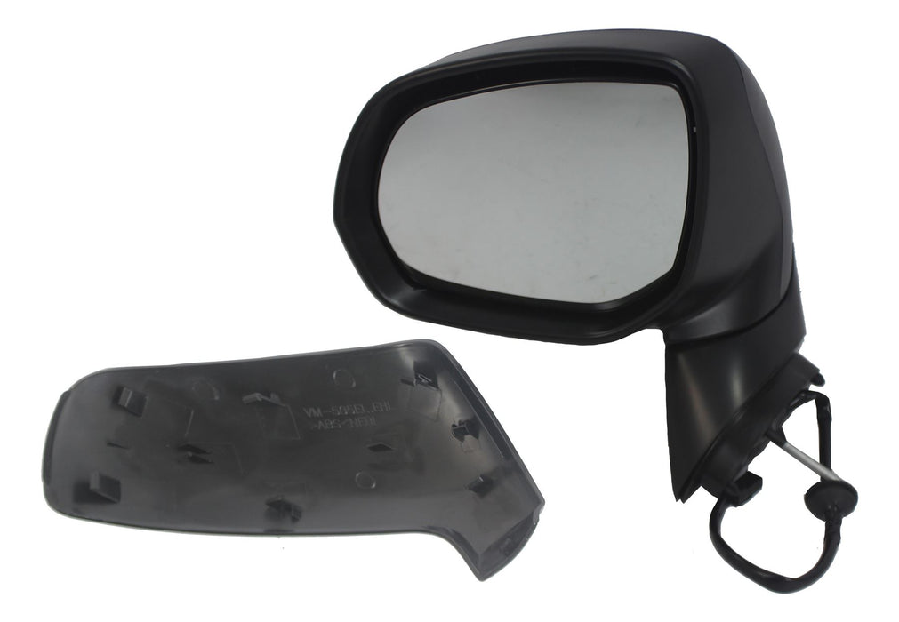 Citroen C3 Picasso 2009+ Electric Wing Mirror Black 3 Pin Passenger Side N/S