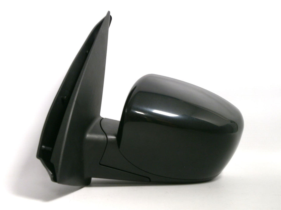 Hyundai i10 Mk.1 2008-3/2011 Electric Wing Mirror Black Passenger Side N/S
