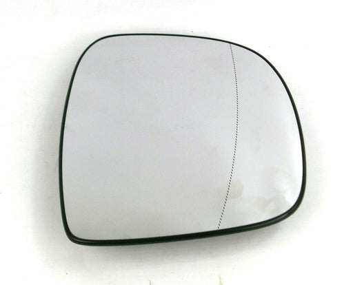 Mercedes Vito W639 11/2003-2/2011 Heated Wing Mirror Glass Passengers Side N/S