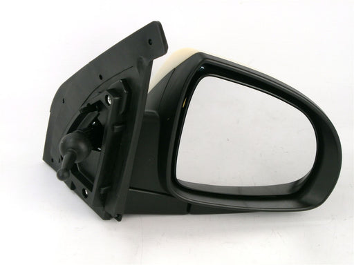 Kia Picanto Mk1 7/2007-9/2011 Manual Cable Wing Mirror Unprimed Drivers Side O/S