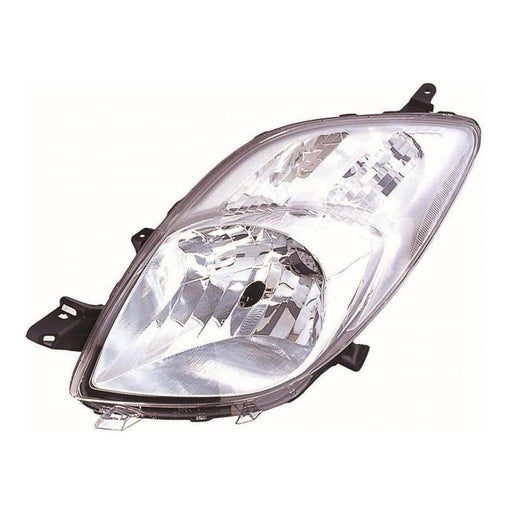 Toyota Yaris Mk2 Hatchback 11/2005-2008 Headlight Headlamp Passenger Side N/S
