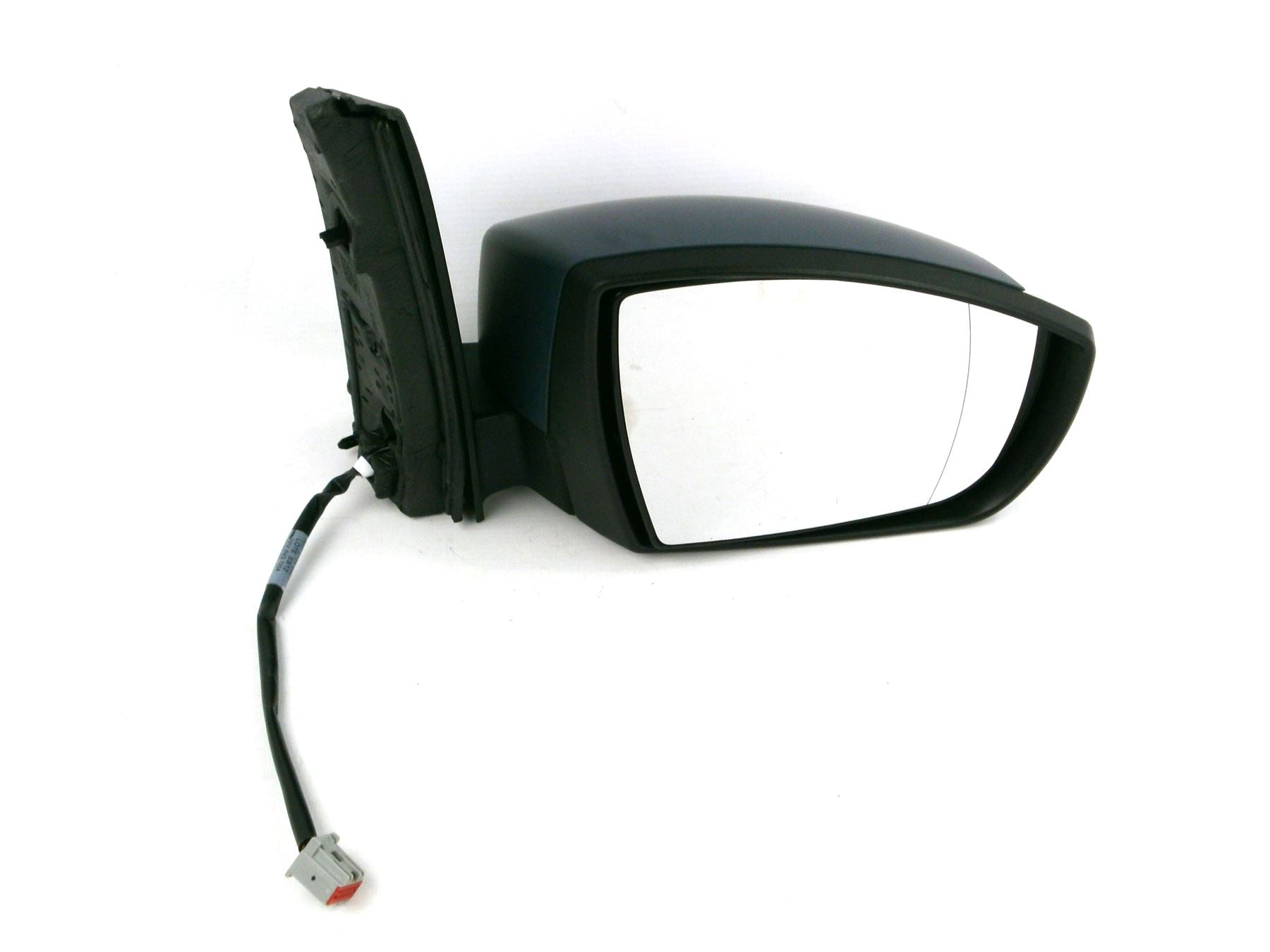 Ford C-Max 9/2010+ Electric Wing Mirror Non-Heated Indicator Primed Drivers Side