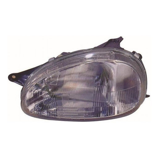 Vauxhall Combo Mk1 Van 1993-9/2001 Headlight Headlamp Passenger Side N/S