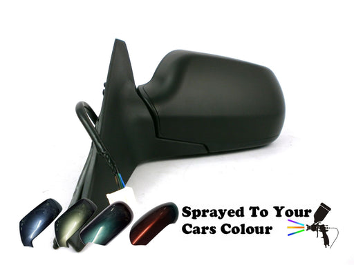 Mazda 6 Mk.1 2002-3/2008 Electric Wing Mirror Heated Passenger Side N/S Painted Sprayed