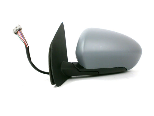 Nissan Qashqai J10 Mk1 2007-4/2010 Wing Mirror Power Folding Passenger Side N/S