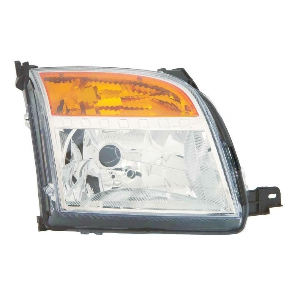 Ford Fusion Hatchback 2006-2012 Headlight Headlamp Drivers Side O/S