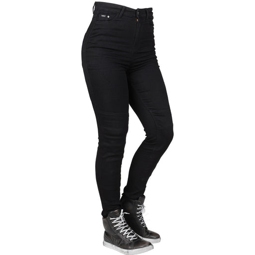 Bull-it Women's Fury II SP45 (A) Black Skinny Jeggings Regular