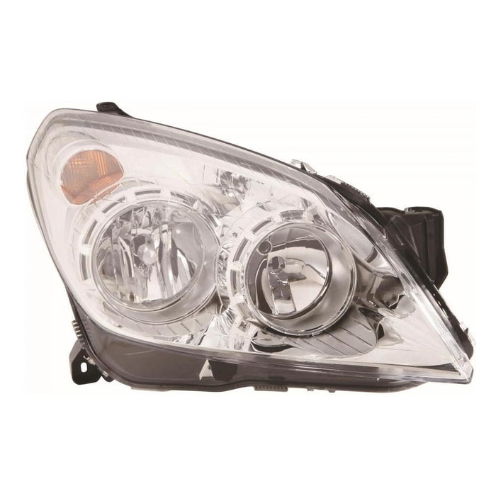 Vauxhall Astra H Mk5 Hatchback 6/2007-2011 Headlight Headlamp Drivers Side O/S
