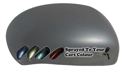 Nissan Juke (F15) 2010-10/2014 Wing Mirror Cover Drivers Side O/S Painted Sprayed