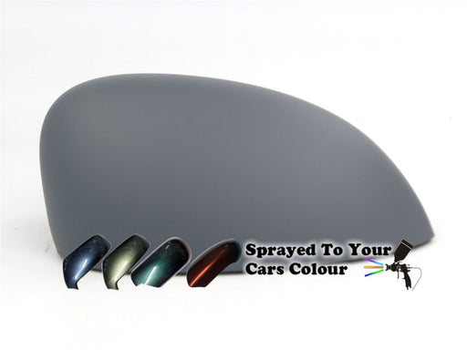 Abarth 500, 595 & 695 2/2015+ Wing Mirror Cover Drivers Side O/S Painted Sprayed