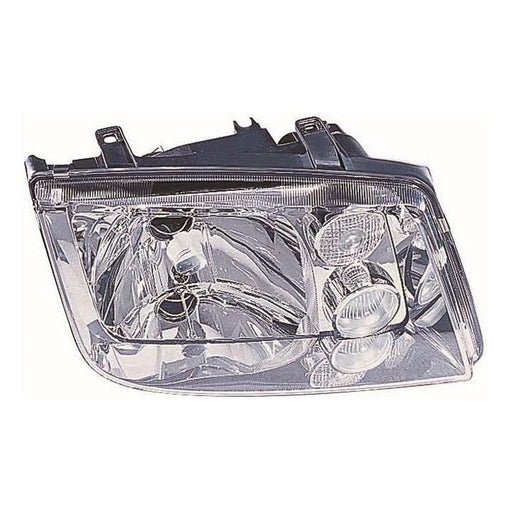 Volkswagen Bora Saloon 1999-2005 Headlight Headlamp Excl Fog Drivers Side O/S