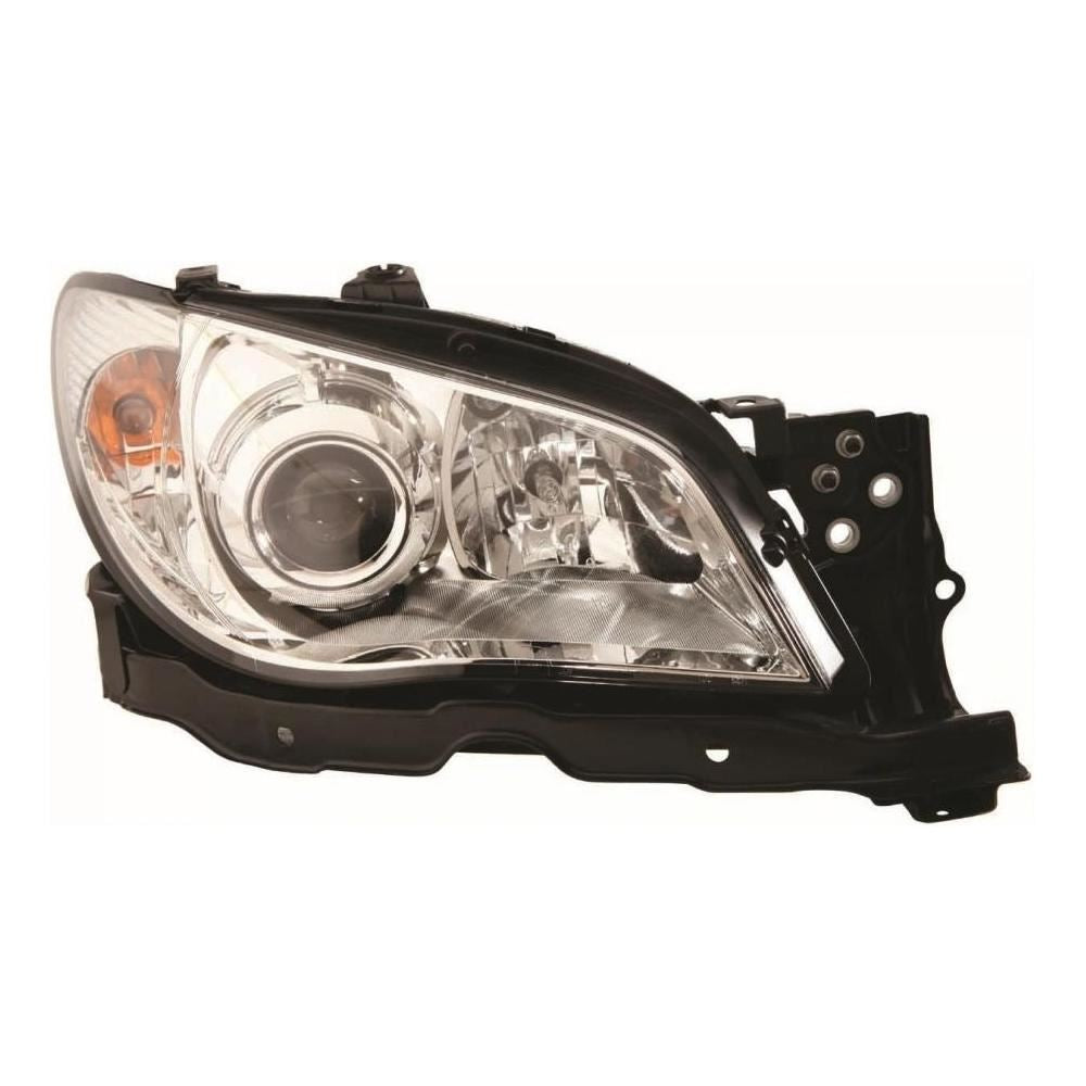 Subaru Impreza Mk2 Saloon 11/2005-2007 Headlight Headlamp Drivers Side O/S