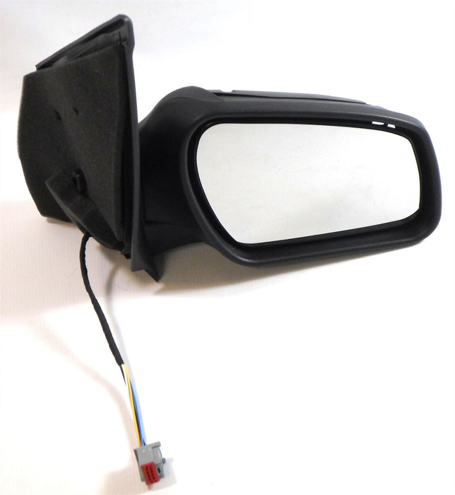 Ford Fusion 2006-2012 Electric Wing Mirror Heated Black Drivers Side O/S