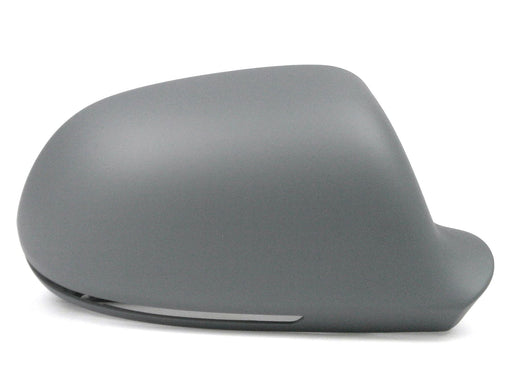Audi A3 Mk2 Excl S3 & RS3 7/2008-12/2010 Primed Wing Mirror Cover Driver Side O/S