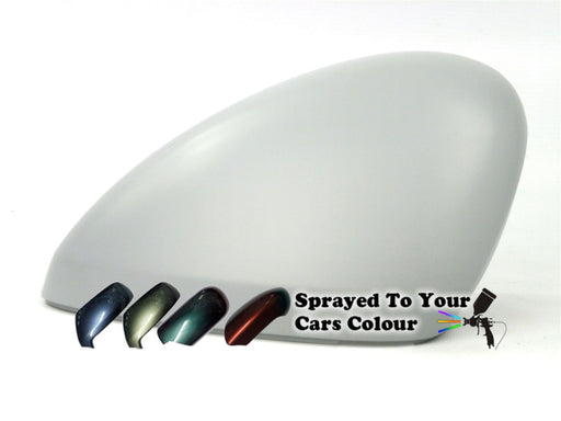 Citroen C3 Mk.2 1/2010-4/2017 Wing Mirror Cover Passenger Side N/S Painted Sprayed
