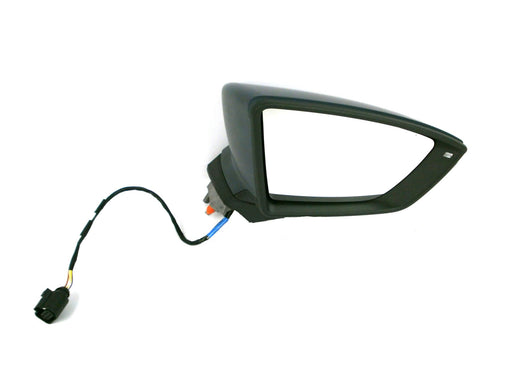 Seat Leon Mk3 1/13+ Electric Wing Mirror Indicator (LED) Primed Drivers Side O/S