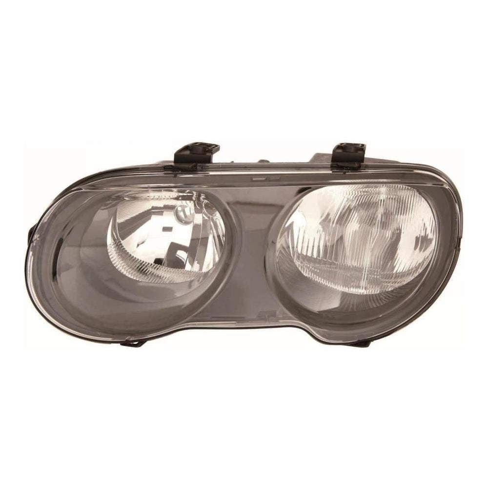 Rover Streetwise Hatchback 2003-6/2004 Headlight Headlamp Passenger Side N/S