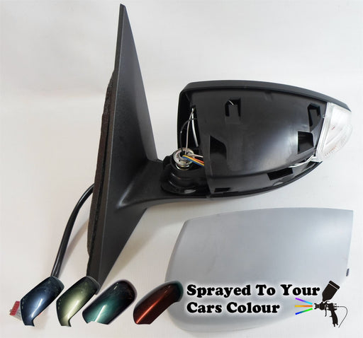 Ford Galaxy Mk3 5/2006-2015 Electric Wing Mirror Indicator Passengers Painted Sprayed