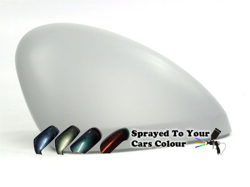 Citroen C3 Mk.2 1/2010-4/2017 Wing Mirror Cover Drivers Side O/S Painted Sprayed