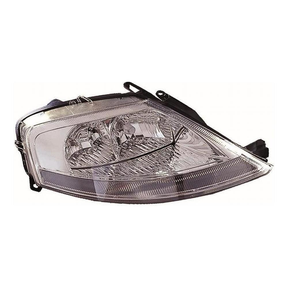 Citroen C3 Mk1 Hatchback 2006-5/2010 Headlight Headlamp Drivers Side O/S