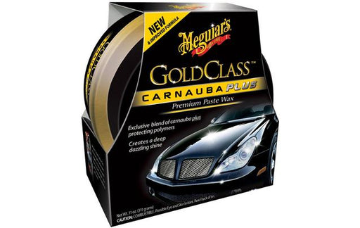 Meguiar's Gold Class Carnauba Plus Paste Wax 311g G7014EU