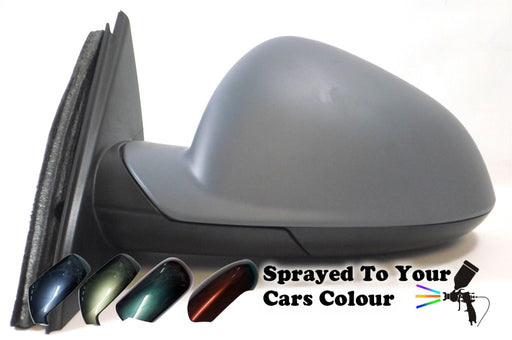 Vauxhall Insignia Mk.1 2008+ Electric Wing Mirror Passenger Side N/S Painted Sprayed