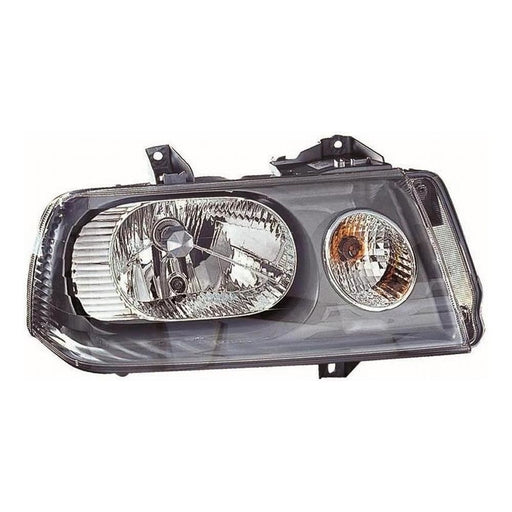 Peugeot Expert Mk1 Van 2004-2006 Headlight Headlamp Drivers Side O/S