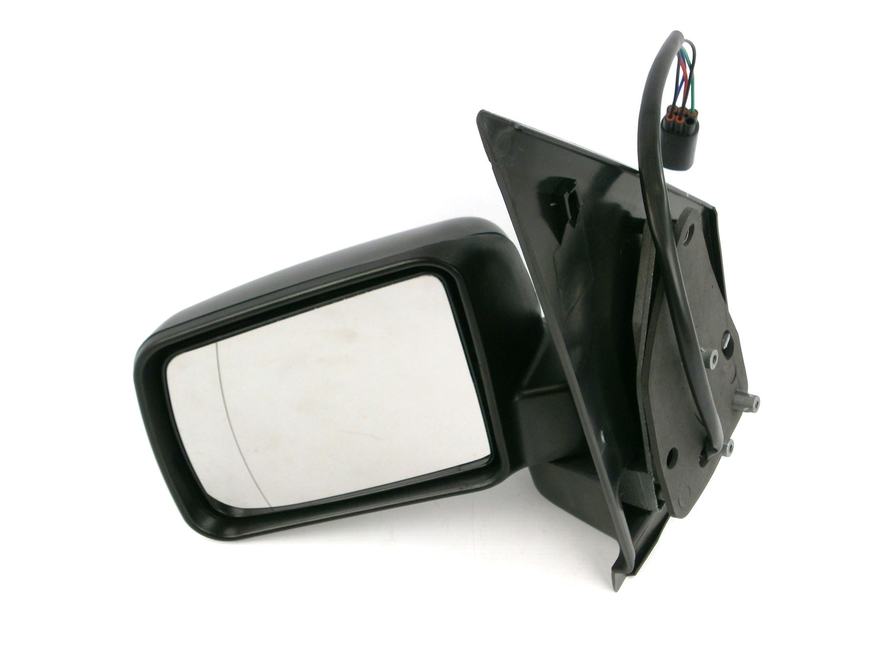 Ford Transit Connect 8/09-13 Single Glass Wing Mirror Electric Black Passengers
