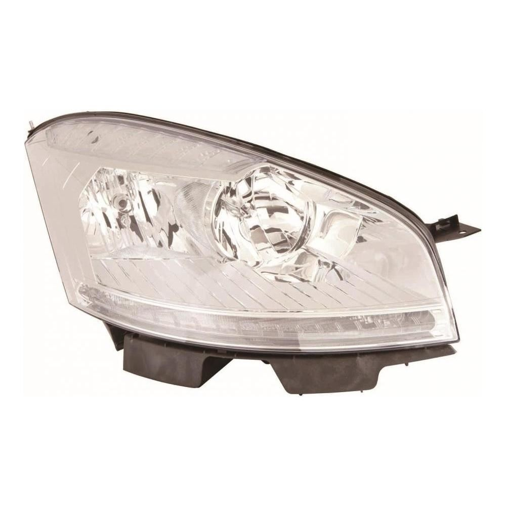 Citroen C4 Picasso Mk1 MPV 3/2011-2013 Headlight Headlamp Drivers Side O/S