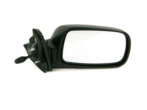 Toyota Corolla Mk4 6/1997-3/2002 Manual Cable Wing Mirror Black Drivers Side O/S
