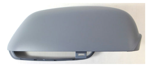 Volkswagen Polo Mk.4 6/2005-3/2010 Primed Wing Mirror Cover Driver Side O/S