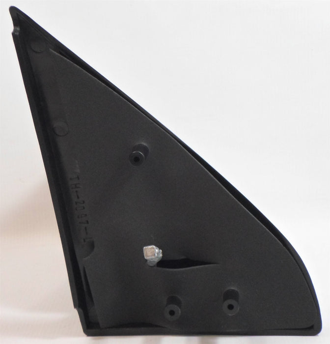 Ford Fiesta Mk.3 1989-1994 Lever Wing Mirror Black Textured Passenger Side N/S