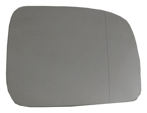 Volkswagen Caddy Mk.4 3/2004-2010 Heated Wide Wing Mirror Glass Drivers Side O/S